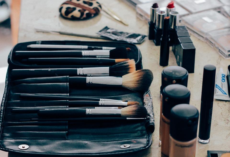 coffret maquillage